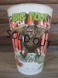 70s Vintage Seven-Eleven Monster Cup BIG FOOT (NK884)