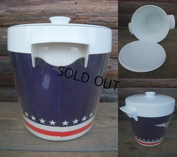 画像2: Vintage Ice Bucket American Eagle (NK993)