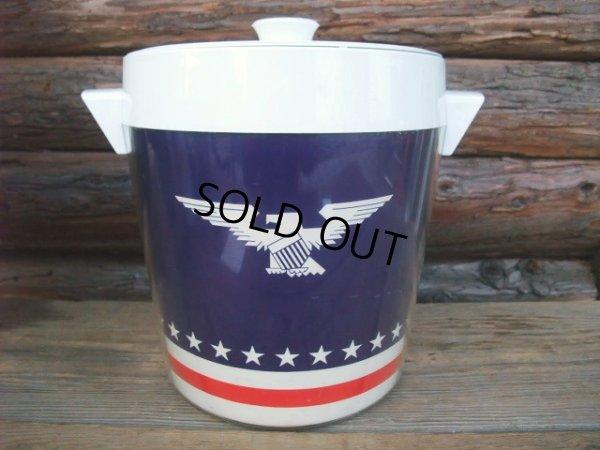 画像1: Vintage Ice Bucket American Eagle (NK993)