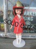 Vintage Doll / Firefighter (NK952)