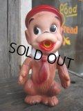 60s Vintage Rubber Doll Monkey (PJ068)