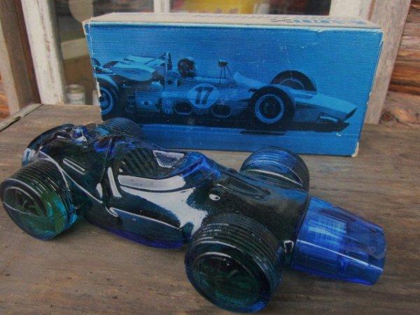 画像1: 70s Vintage AVON Racing Car(PJ062)