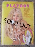 PLAY BOY Magazine / 1969 OCT (PJ078)