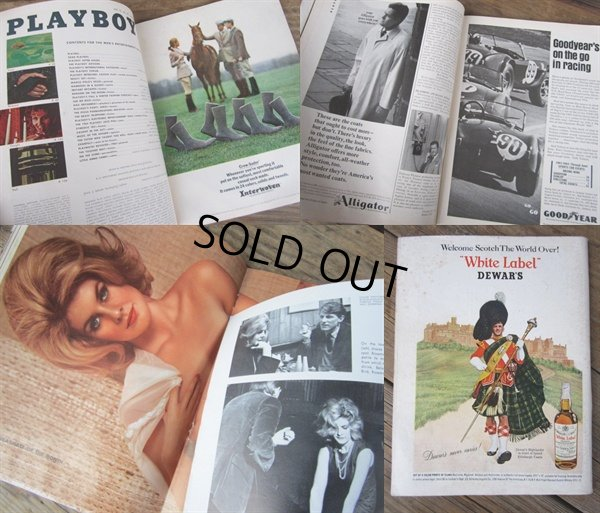 画像2: PLAY BOY Magazine / 1964 OCT (PJ080)