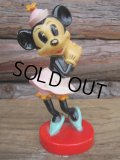 Vintage Disney Minnie Plastic Toy (PJ144)