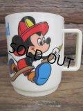 Vintage Disney Plustic Cup (PJ146)