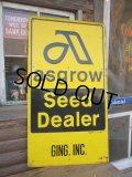 Vintage Asgrow Seed Dealer Sign (PJ175)