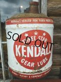 Vintage Kendall 5GL Moter Gas/Oil Can (PJ192)