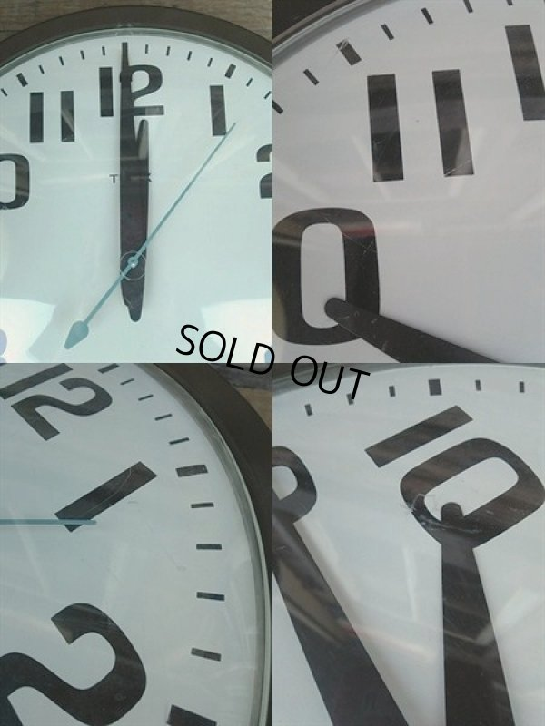 画像2: Vintage TIMEX Wall Clock (PJ197)