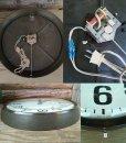 画像3: Vintage TIMEX Wall Clock (PJ197)  (3)