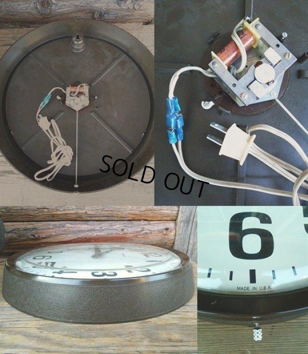 画像3: Vintage TIMEX Wall Clock (PJ197)