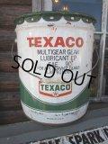 Vintage TEXACO 5GL Motor Gas/Oil Can (PJ296)