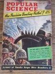 画像1: 40s Vintage Popular Science Magazine / VOL 143 NO 1 July 1943  (PJ354)  (1)