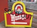 Vintage Wendy's Store Sign (PJ430)