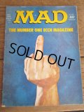 Vintage MAD MAGAZINE / No 166 April 1974 (PJ463)