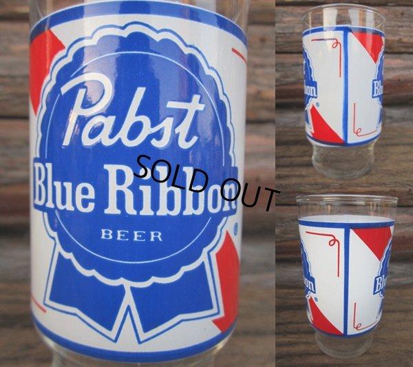画像2: Vintage Glass / Pabst Blue Ribbon Beer (PJ540)