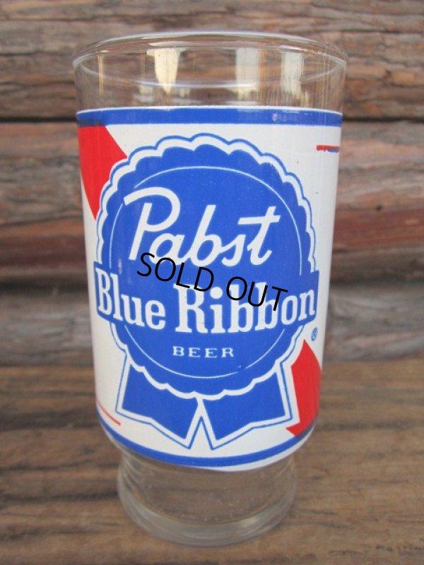 画像1: Vintage Glass / Pabst Blue Ribbon Beer (PJ540)