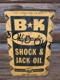 Vintage B-K Oil Can (PJ567)