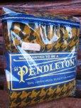 画像1: Vintage Pendleton Blanket (PJ587) (1)