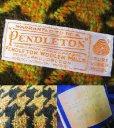 画像3: Vintage Pendleton Blanket (PJ587) (3)