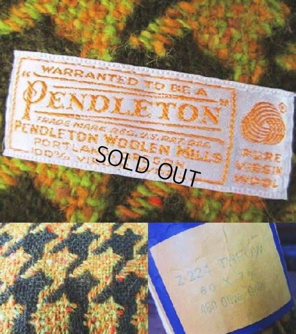 画像3: Vintage Pendleton Blanket (PJ587)