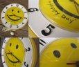 画像2: Vintage Smile Happy Face Wall Clock (PJ583) (2)