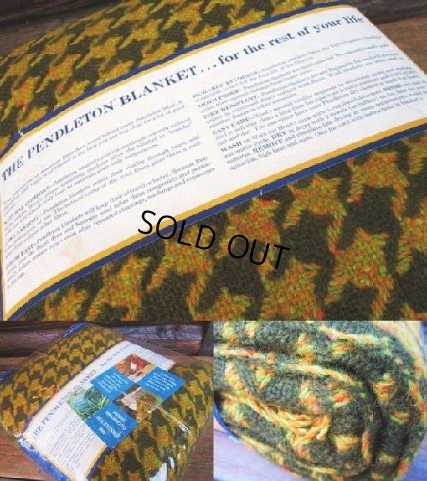 画像2: Vintage Pendleton Blanket (PJ587)