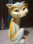 画像1: Vintage Rubber Doll Fox #B (PJ645) (1)