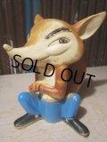 Vintage Rubber Doll Fox #A (PJ644)