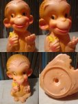 画像3: Vintage Doll Banana Monkey (PJ657) (3)