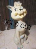 Vintage Rubber Doll Wink Cat (PJ659)