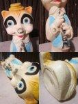 画像3: Vintage Rubber Doll Clarinets Racoon (PJ662) (3)