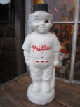 画像1: Vintage Phillies Ball Player Fun Bath (PJ668) (1)