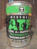 SALE Vintage ATF Quart Can Motor Gas/Oil (PJ691)