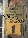 Vintage Calendar / Commercial Travelers Insurance  (PJ708)