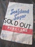 Vintage Sea Island Sugar Bag (PJ711)