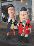 Vintage Laurel and Hardy / Bend Set (PJ710)