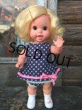 1969 Mattel Baby Walki'n Play Doll (PJ721)