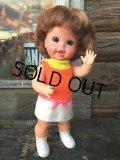 1967 Mattel Baby Small Walk Doll (PJ720)