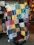 画像1: Vintage Fabric Patchwork #D (PJ738)  (1)