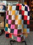 画像1: Vintage Fabric Patchwork #C (PJ737)  (1)
