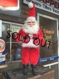 Large!! Vintage 7Up Santa Claus Store Display  (PJ806)