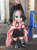 70s Vintage Emerald the Enchanting Witch Doll (PJ818)