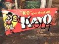Kayo Chocolate Soda Sign (PJ847)