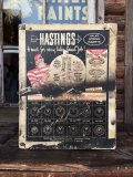 Vintage HASTINGS Valve Spring Store Display Rack (PJ849)