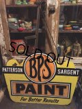 20s Vintage BPS Paint Sign (PJ885)