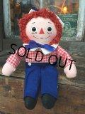 Vintage Raggedy Andy Rug Doll 27cm (PJ943)
