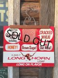Vintage Longhorn Bread AD Poster (PJ956)