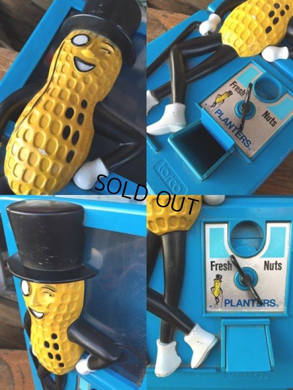 画像2: Vintage Tarco Mr.Peanuts Dispenser (DJ126)