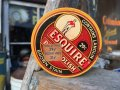 Vintage ESQUIRE Boot Polish Can (DJ143)